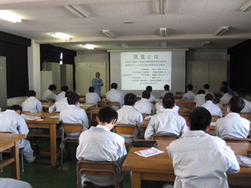 岡山県立高松農業高校 出張講習会