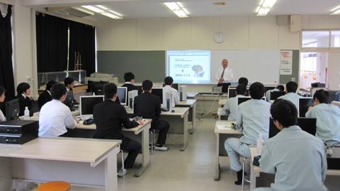 高知県立安芸桜ケ丘高校